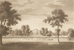 A view of Sir Charles Asgil's house, Richmond